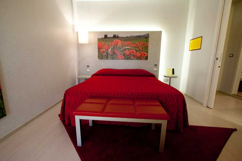 hotel fiera bologna - junior suite